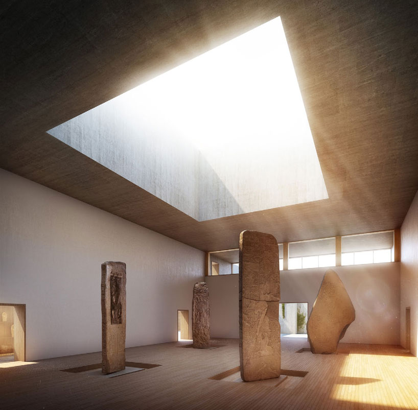 Museo Maya De America By Harry Gugger Studio And Over Under