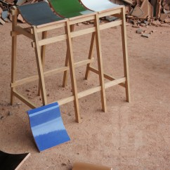Buy Rocking Chair Making Morris Cushions Bar Stools And Benches By Tsuyoshi Hayashi Are Built With Discarded Roof Tiles
