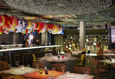 Philippe Starck Interior