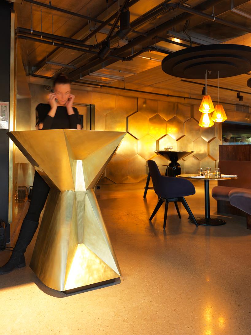 tom dixons clectic restaurant opens in paris
