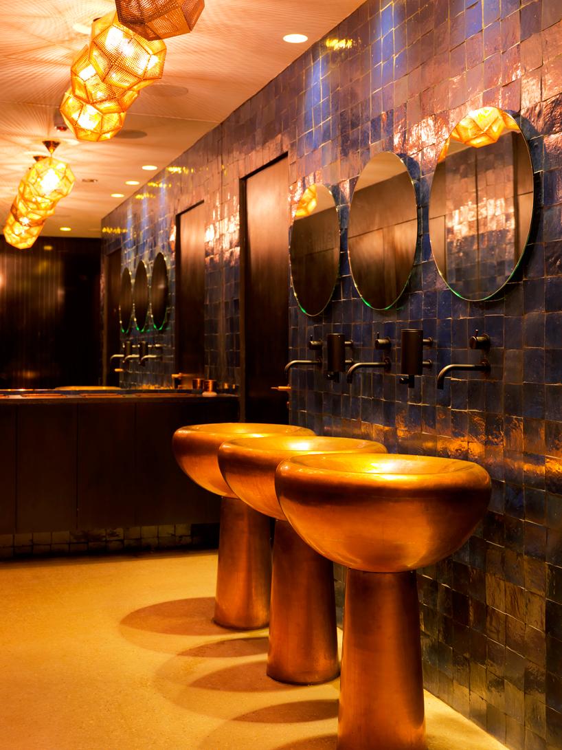 Tom Dixon S 233 Clectic Restaurant Opens In Paris