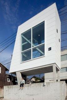 Tiny House On Stilts