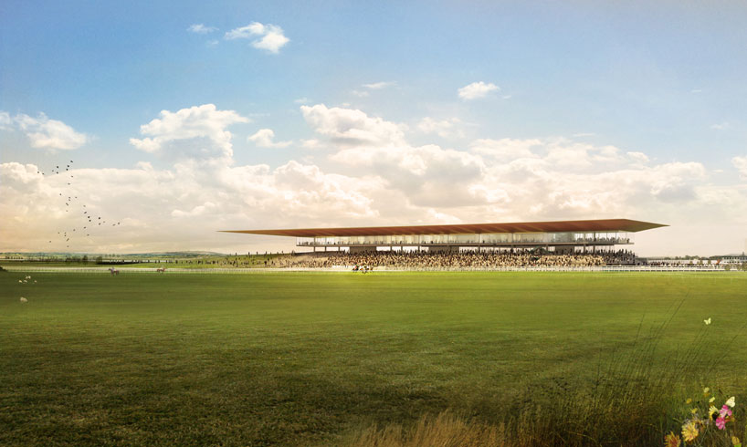 Grimshaw Architects Selected To Redevelop Curragh Racecourse