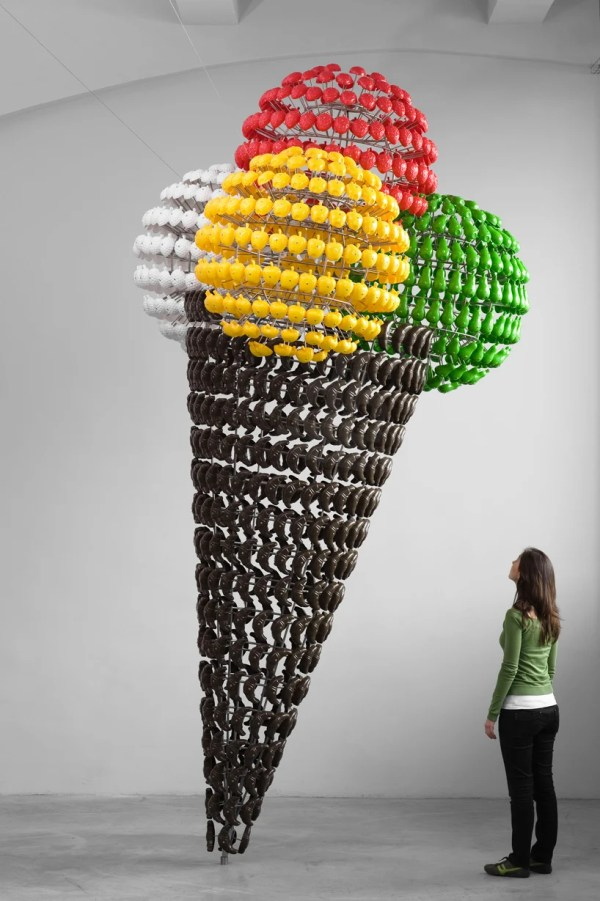 Joana Vasconcelos Brings Subversive Sculptures Manchester Art