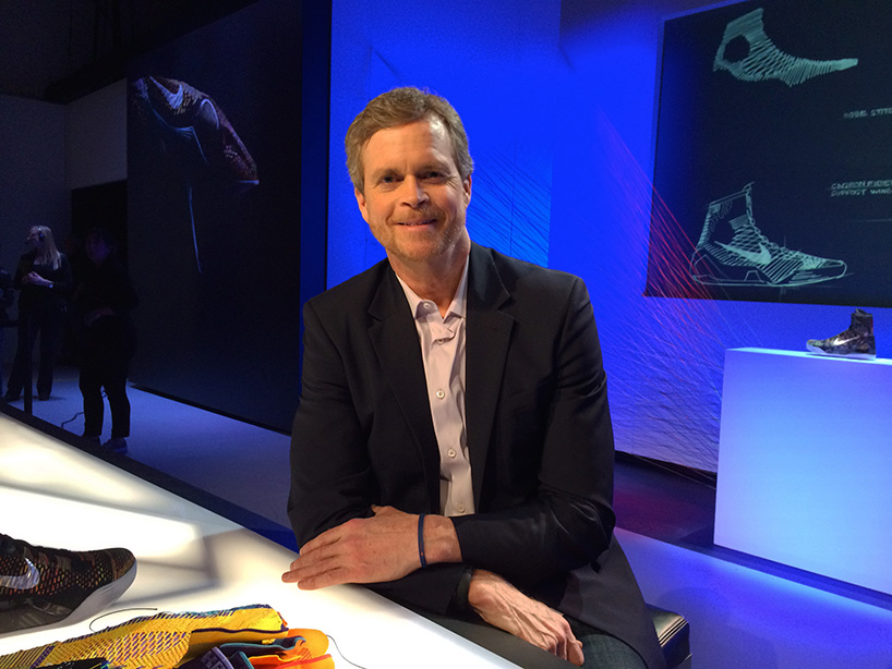 interview with mark parker NIKEs president and CEO