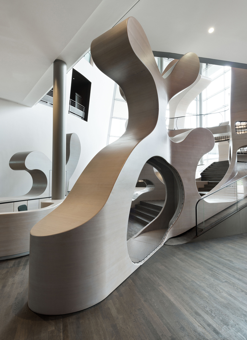 Mobiversum By J Mayer H Architects A Pedagogical