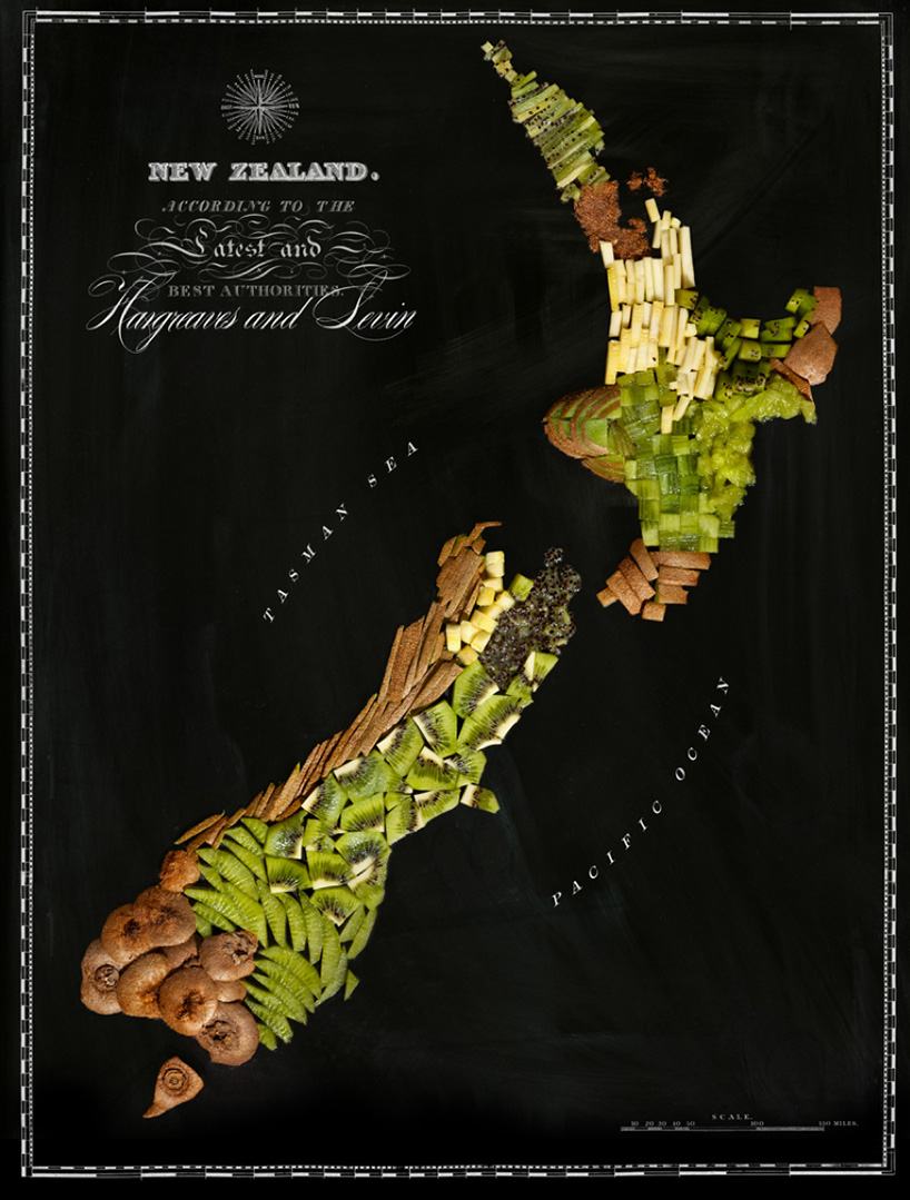 henry-hargreaves-+-caitlin-levin-map-countries'-most-popular-food-designboom-04