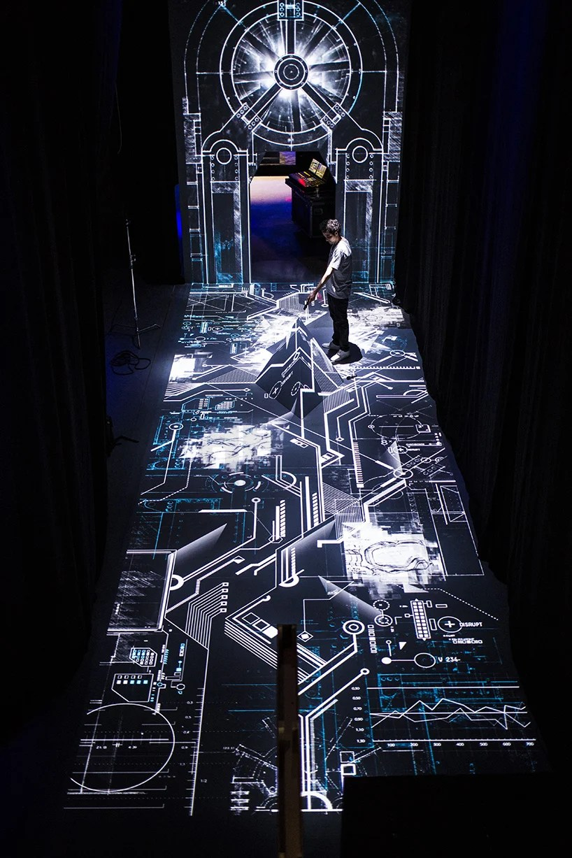moment factory projects a luminous multimedia experience