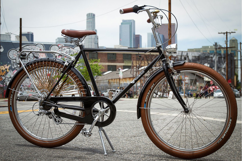 the dreamer bike: a fully-loaded comfort commuter by peace bicycles