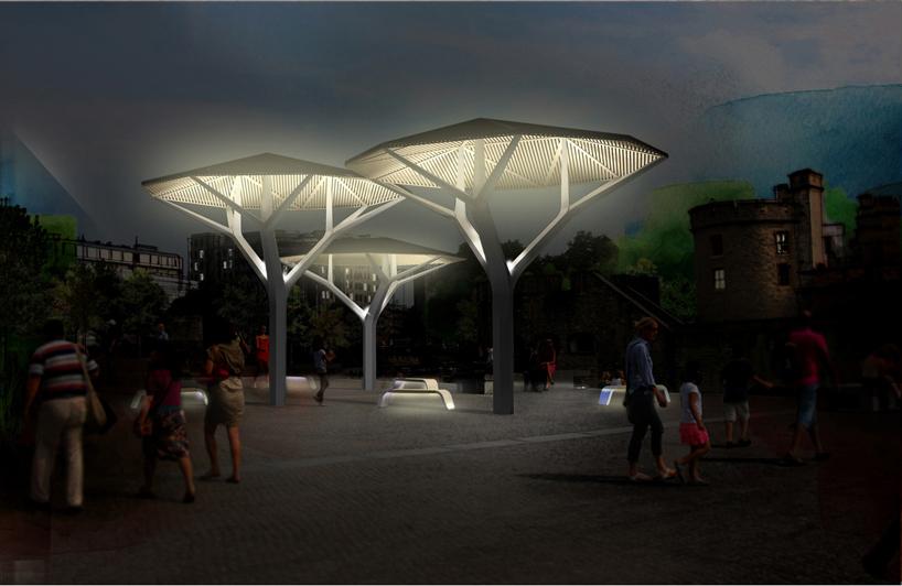 samuel wilkinson bases nature solar shelter on african