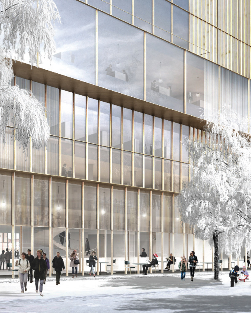david chipperfield wins stockholms nobel center competition