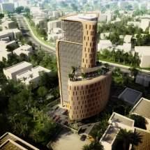 Lagos Nigeria Building Project
