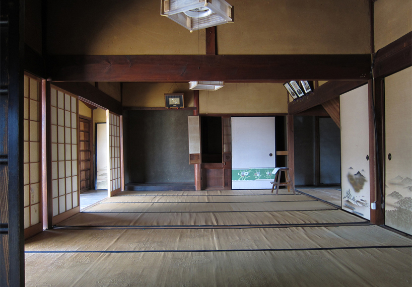 TD atelier restores 100yearold folk house in japan