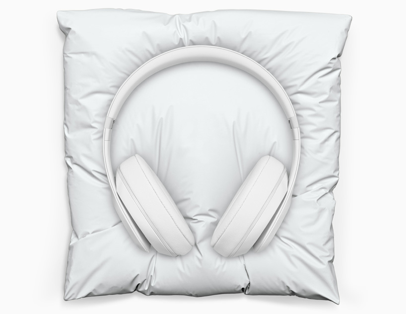 snarkitecture creates marble pillow for limited edition