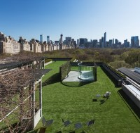 dan graham mirrors the NYC skyline on the metropolitan ...