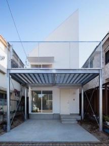 Pointed Geh House . International Royal Architecture