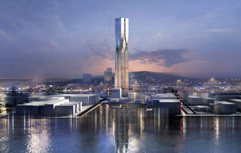 SOM to complete scandinavias tallest building in gothenburg