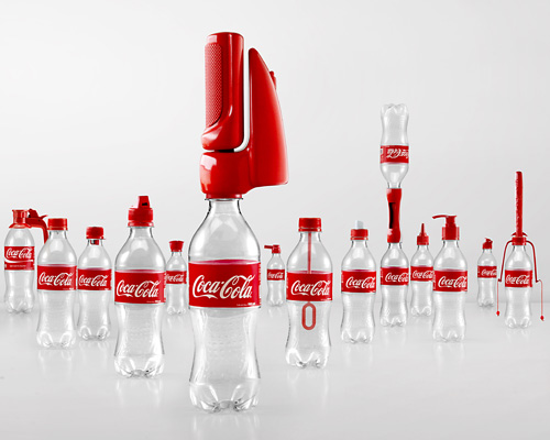 cocacola campaign gives old bottles 2nd lives with 16