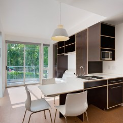 Cork Floor Kitchen Cabinet Repair Urban Post-disaster Housing Prototype For Nyc By Garrison ...
