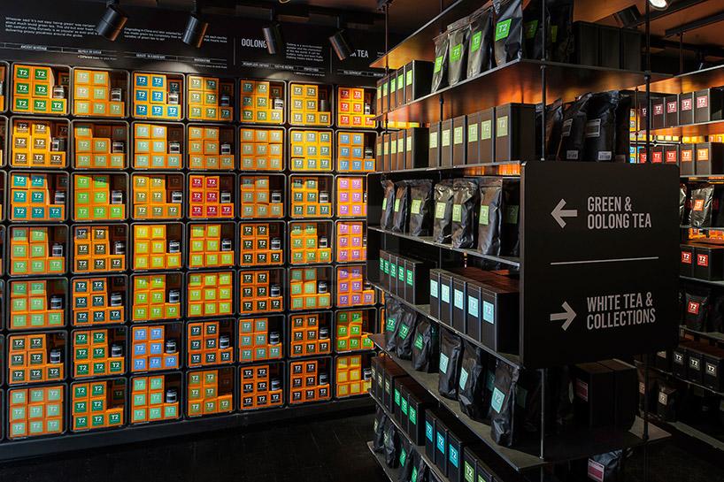 landini associates colorizes tea brands first