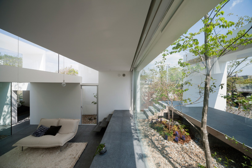 UID blends cosmic house with outdoor environment in japan