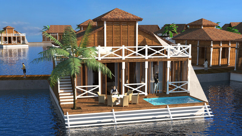 Maldives world news breaking international news headlines and leaks - The star shaped villa ...