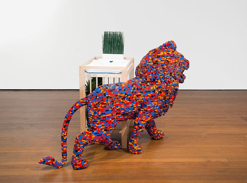 claire healy  sean cordeiro interweave LEGO and IKEA