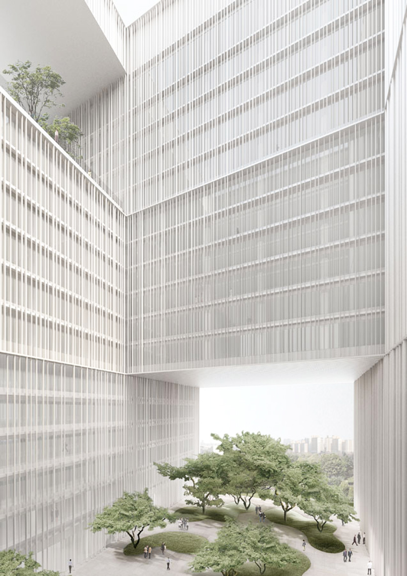 david chipperfields amorepacific HQ breaks ground in korea