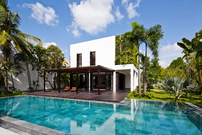 MM architects renovates thao dien house in vietnam
