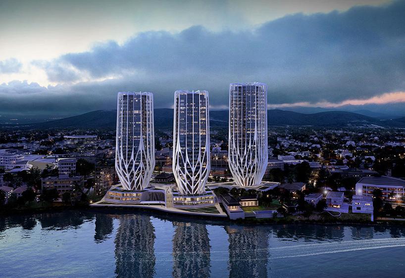 Zaha Hadid Plans Grace On Coronation For Brisbane
