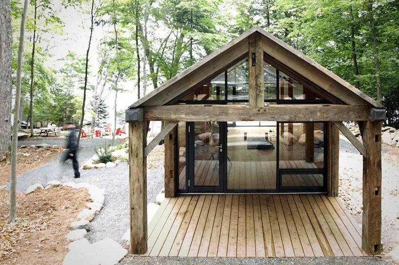 BLDG Workshop 608 Design Build Prefab Bunkie Retreat In