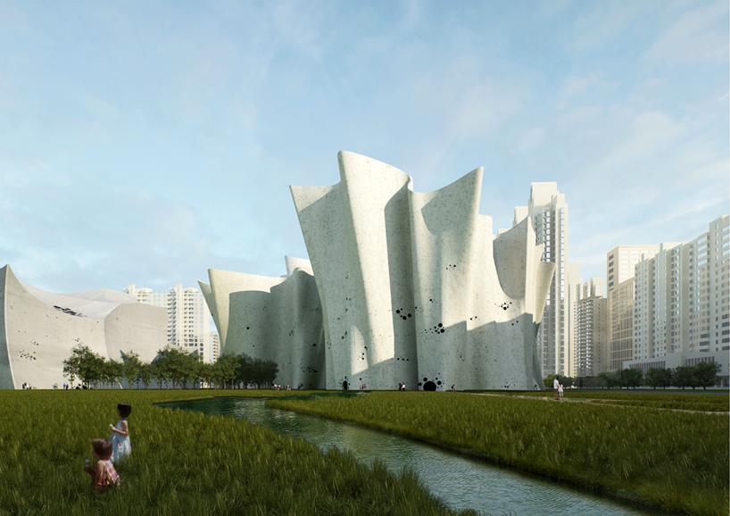 christian kerez presents guangzhou cultural district at