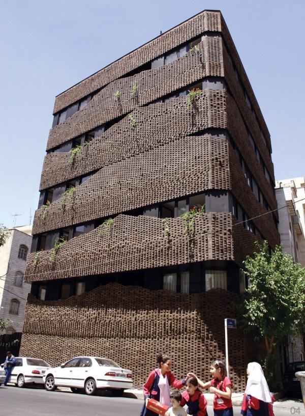 House Of 40 Knots Habibeh Madjdabadi Alireza