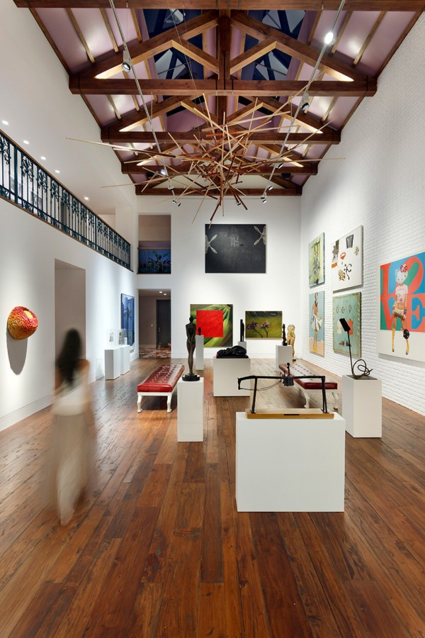 Art Gallery Interior Architecture
