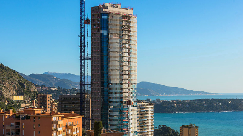 Tour Odon Monacos Tallest Building Nears Completion
