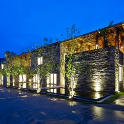 Forest Canopy Diagram Ar 15 Lower Bamboo Son La Restaurant In Vietnam By Vo Trong Nghia Architects