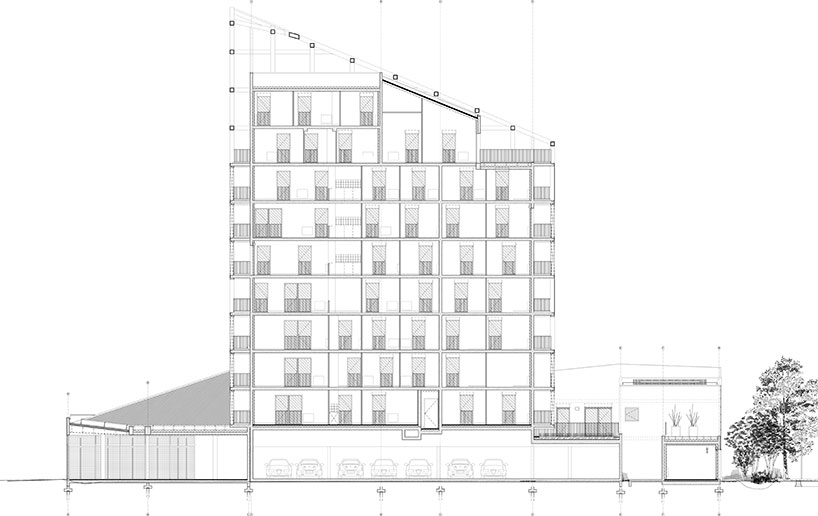 antonini darmon completes 30 social housing units in nantes