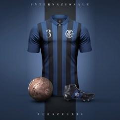 Soccer Team Chairs Floor Gaming Rocking Chair Emilio Sansolini Vintage Club Tops Imagine Retro Football Designs