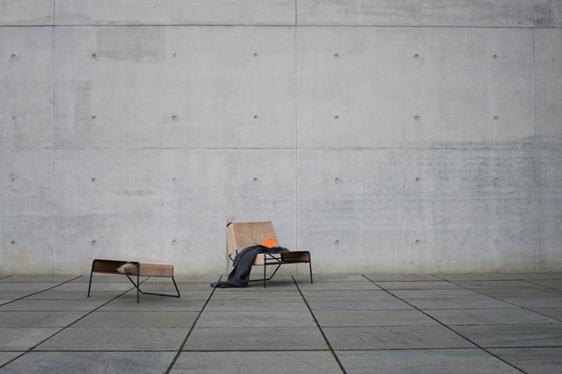 anastasiya koshcheeva sibirjak lounge chair birchbark
