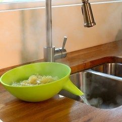 27 Kitchen Sink Red Appliances Anton Strainer Bowl By Caveman Factory Solves Multiple ...
