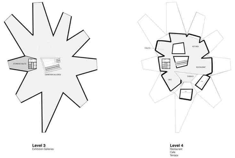 lacoste+stevenson conceives guggenheim as giant viewmaster
