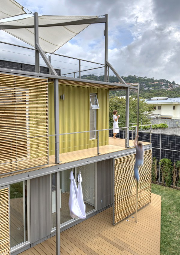 Maria Jos Trejos Fills Containers Of Casa Incubo With Eco