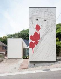 Maria Umievskaya Adds Ancient Drawings Modern Japanese