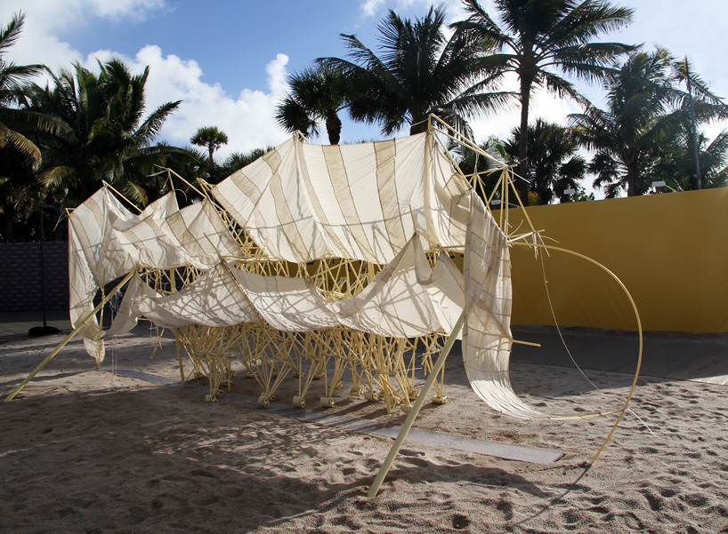 theo jansens strandbeest interpreted by 3D printing at