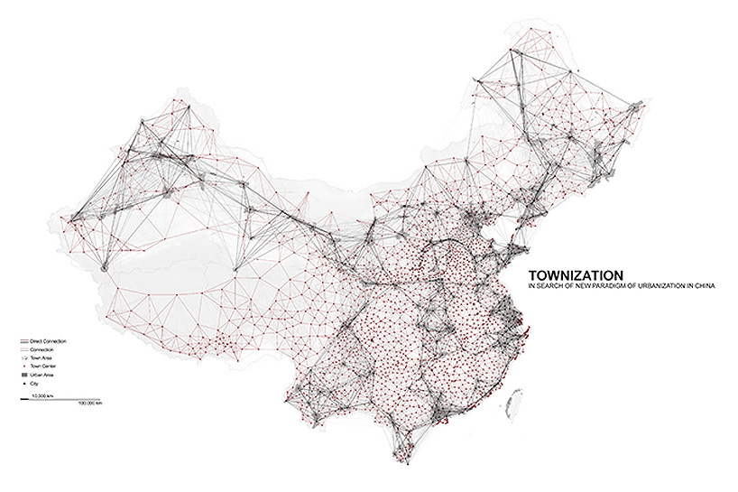 townization: in search of an urbanization paradigm in