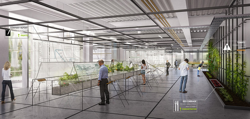 Organic Grid Wins Workplace Of The Future 20 Design