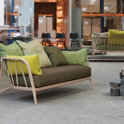 Furniture Sofa Designs King Sleeper Sheets Ercol Debuts Nest Sofas By Paola Navone At Maison&objet