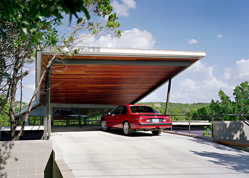 Canyon Edge House By Tom Hurt Architects In Austin Tx