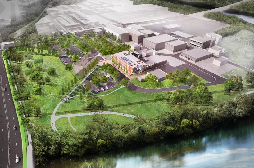 HWKN designs innovation center for university of pennsylvania