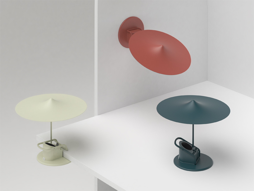 inga semp sheds new light on the clamp lamp for wstberg